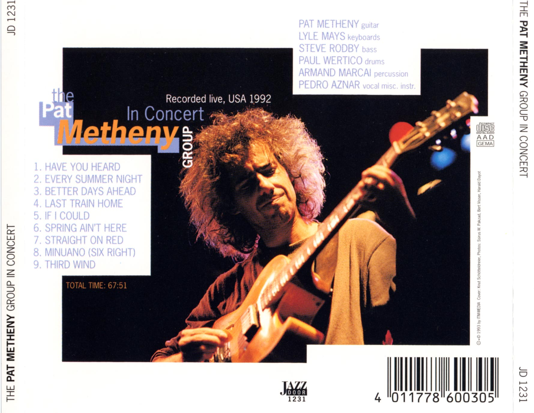 pat metheny the bat pdf